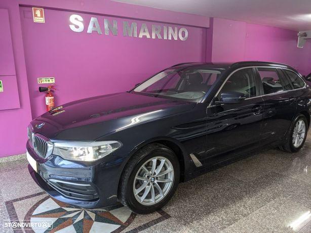 BMW 520 i Line Luxury Auto