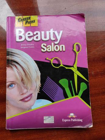 Beauty salon podręcznik fryzjerski do języka angielskiego