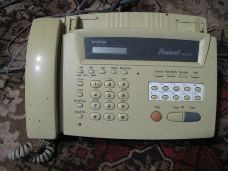 Факс Brother 275