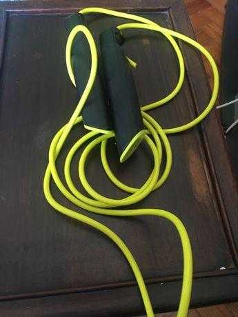 Corda de saltar Decathlon - Amarela