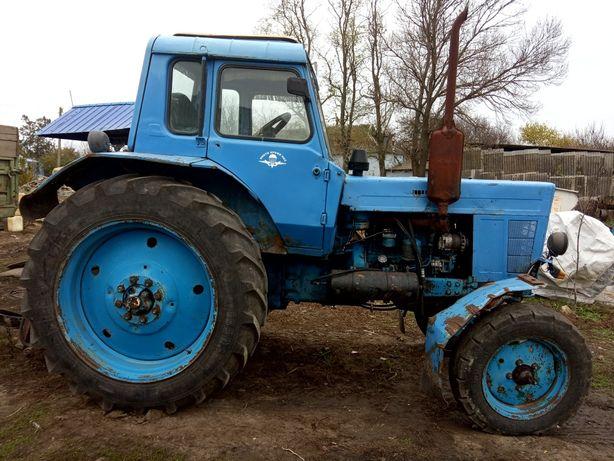 Трактор Беларус МТЗ-80