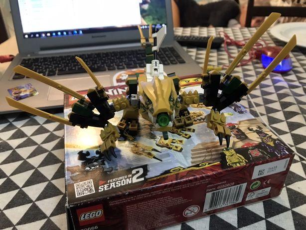 Лего 70666 ninjago конструктор