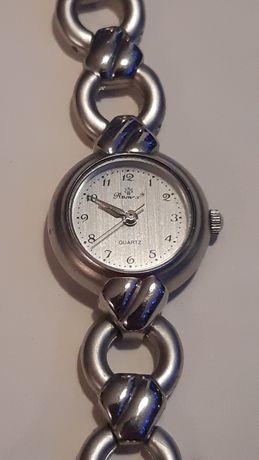 Zegarek damski Romex quartz Jak nowy bransoletka