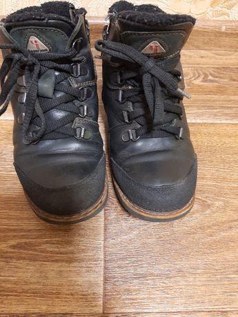 Детские зима ботинки