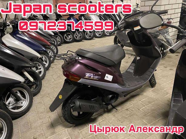 Японский скутер мопед