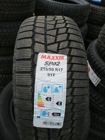 Зимние шины резина 215/50 R17 Maxxis ARCTIC TREKKER SP-02 2155017 55