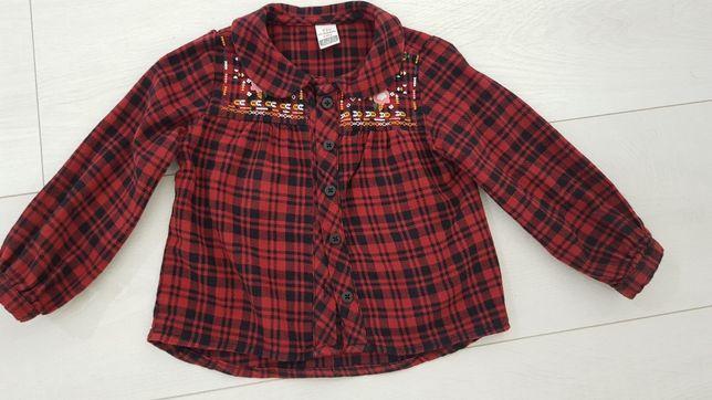 Рубашка lc waikiki + лосины next в подарок