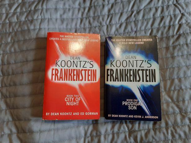 Frankenstein (Livros 1 e 2)