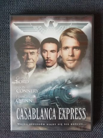 Płyta DVD Casablanca Express