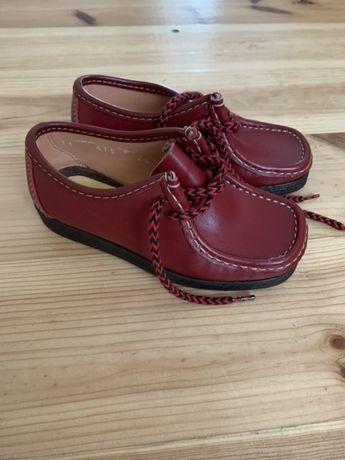 Туфли мокасини 24