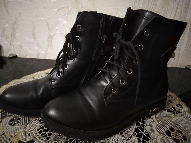 Осенние ботинки.
