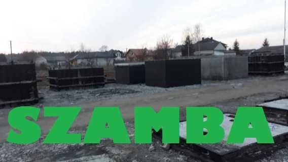 Zbiornik Betonowe-gnojowica Szambo 2m3 Betonowe-ścieki