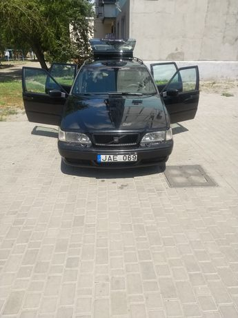 Volvo v70 1997 2.4г/б