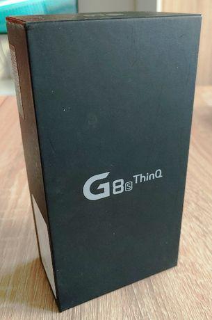 Nowy telefon LG G8s Thinq Mirror Black na gwarancji producenta