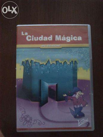 """Jogo """"La Ciudad Mágica"""" em espanhol"""