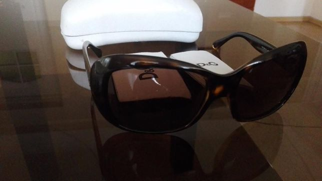 Okulary przeciwsłoneczne Dolce & Gabbana D&G 100% oryginał