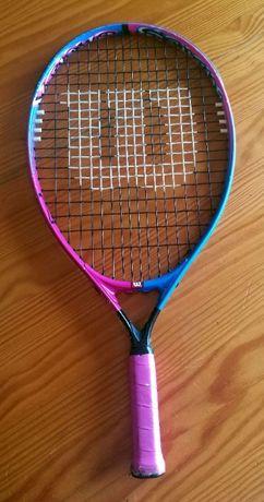 Raquete ténis criança
