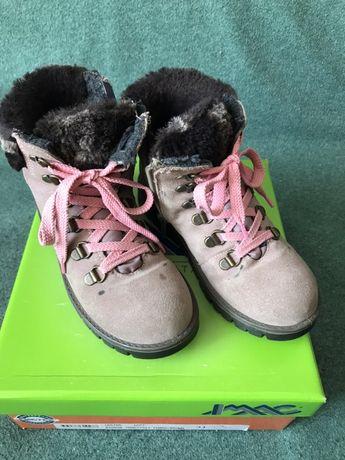 Ботинки на девочку Imac