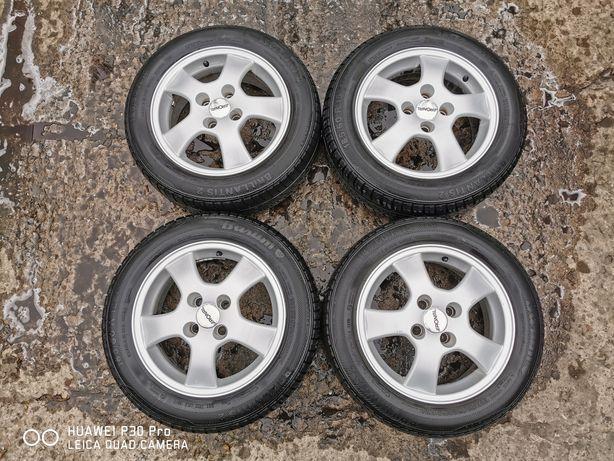 Alufelgi 15 cali - Toyota Honda Mazda  - 4x100 - 6J - ET44 - Piękne
