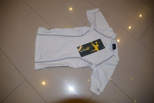 Koszulka kompresyjna SKINS dla dziecka 9-10 lat