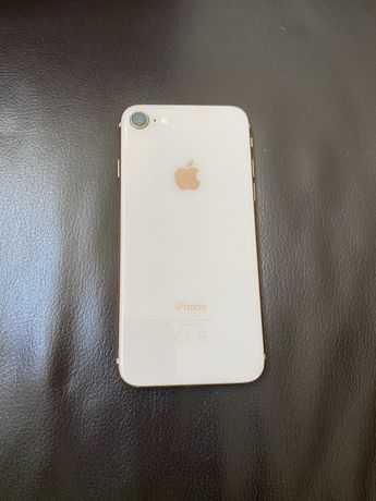 Iphone 8 rosa gold
