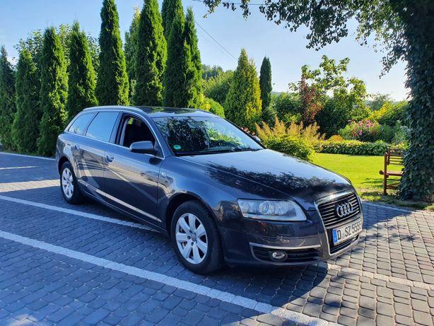 Audi a6c6 2.7tdi 2008 ładna zadbana. zamiana na bmw 5.