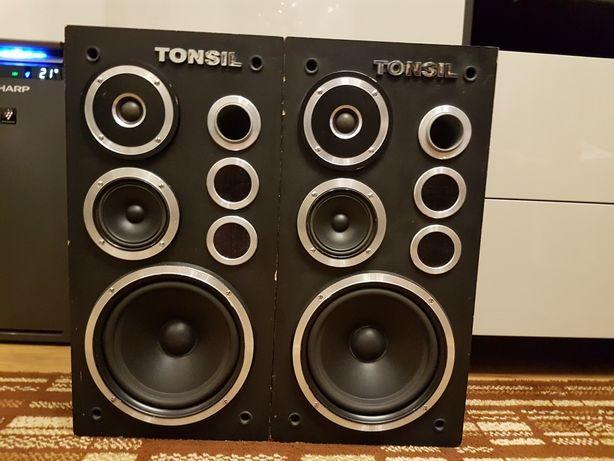 Kolumny głośnikowe Unitra Tonsil Dynamic Speaker hx70 głośniki