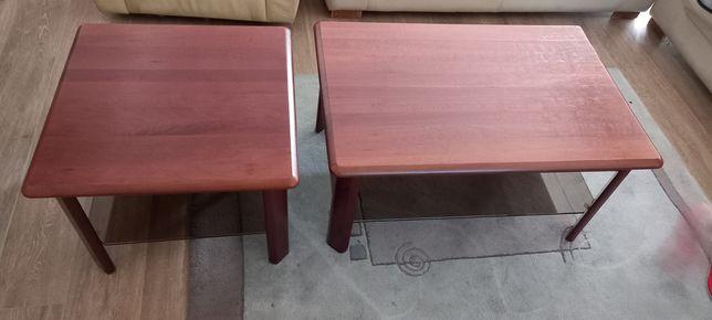 Mesas centro e canto - cerejeira novas