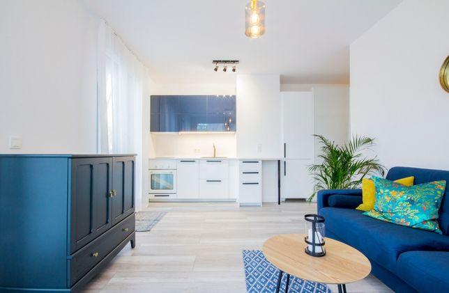 2-pokojowy apartament | Ogród 130 m2 | Pl. Grunwaldzki | Ogrody Graua