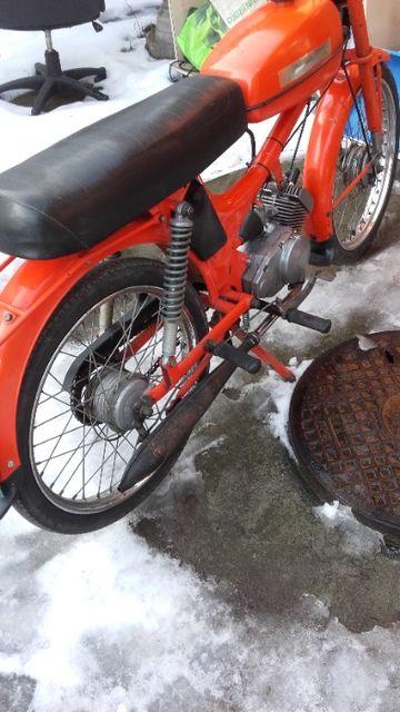 romet motorower w bardzo ładnym oryginalnym stanie