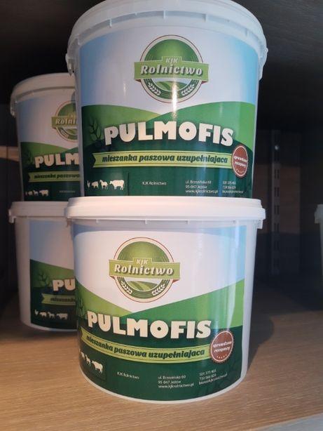 Pulmofis ziołowa mieszanka na kaszel dla zwierząt BEZ KARENCJI