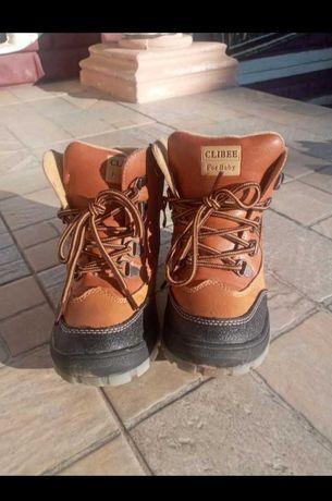Дитячи зимні ботинки