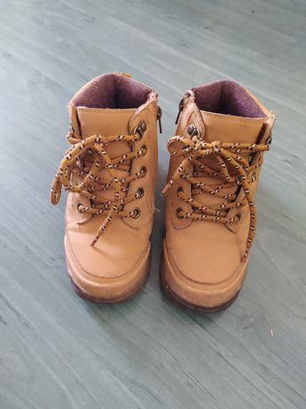 Buty sznurowane trapery Zara rozm 29