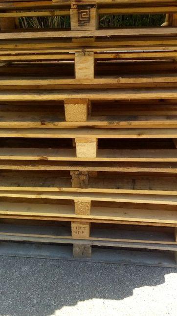 PALETES MADEIRA 120x80cm para Transporte Carga/Mercadorias