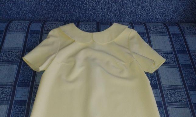 Продаю ніжно жовте плаття