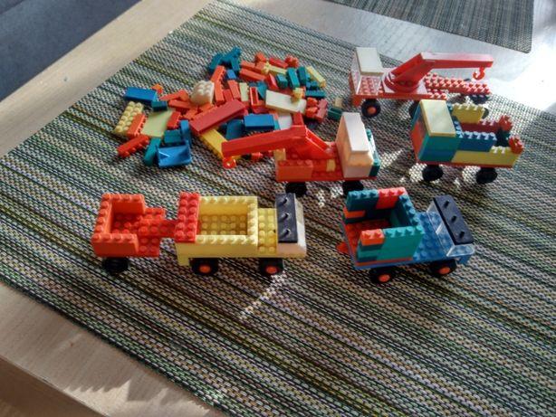 Продам Лего СССР Б/У всего 170 деталей