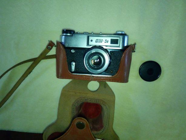 Фотоаппарат фЕД-5в и вспышка