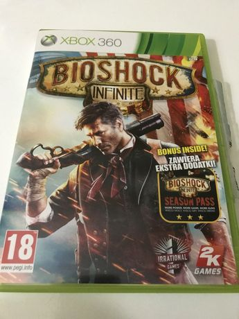 Bioshock Infinite Xbox 360 + Xbox One