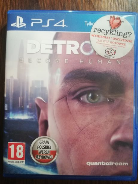 Detroit become human ps4 PlayStation 4 ps 4