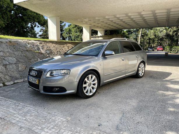 Audi A4 2.0 TDI S-line 170cv avant