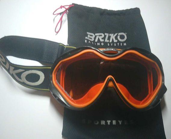 Gogle BRIKO racing system ANTIFOG