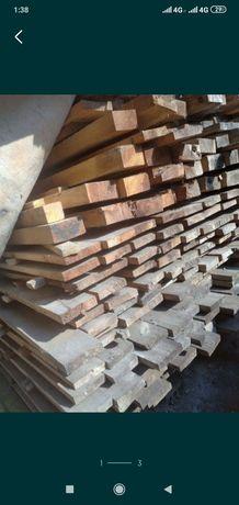 Доска рейка брус 20*100 мм, 40*100, 45*100, 50*100, 100*100 лес дрова