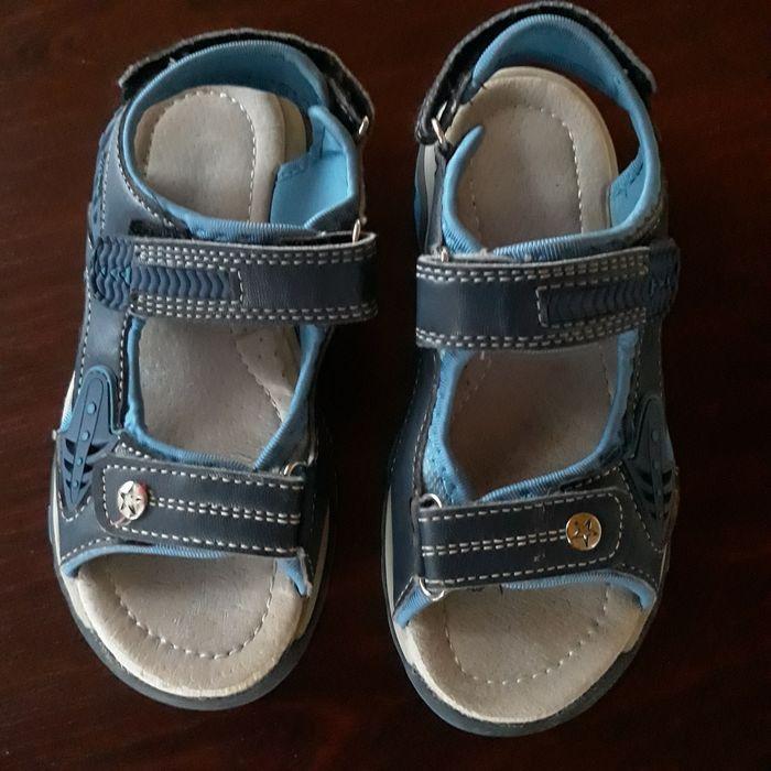 Sandały  dla chlopca dl.wkladki 18,5 cm Brodnica - image 1