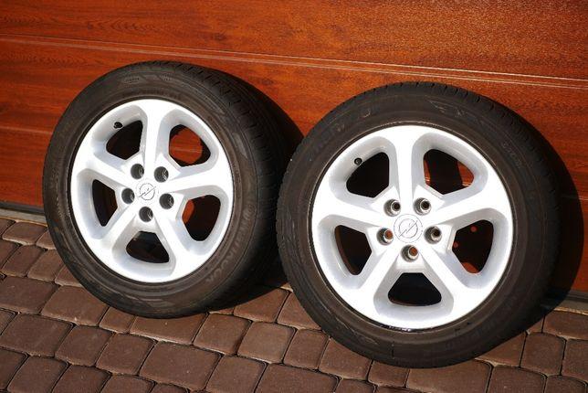 """Felgi Opel Zafira 5x110 16"""" 6J WAWA"""