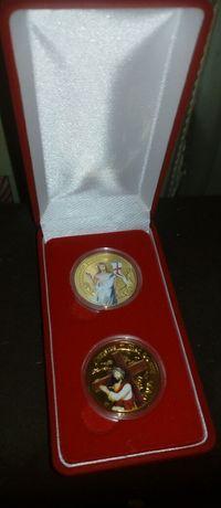 Numizmaty dwie monety