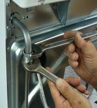 Podłączenie instalacja montaż kuchenki płyty gazowej indukcyjnej