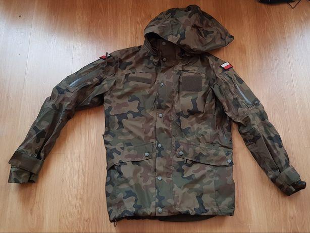 Ubranie ochronne wojskowe 128Z/MON S/L, używane, jak nowe