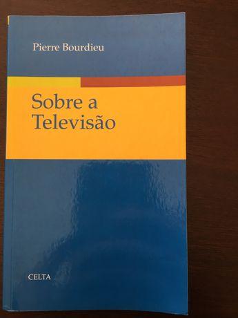 Livro Sobre a Televisão, Pierre Bourdieu
