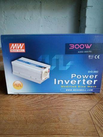 Power inverter 300 WA