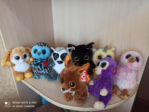 Фірмові іграшки Ty для дітей